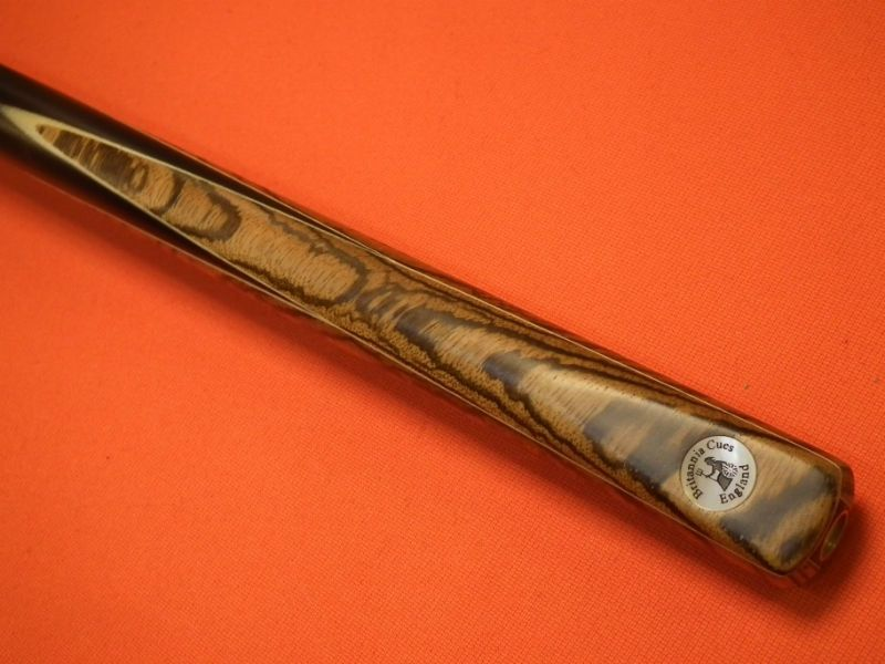 VIGILANT - Britannia 3/4 Pro 8 Ball Pool cue - Click to enlarge the image set